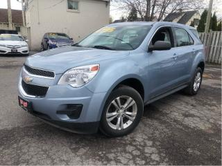 Used 2014 Chevrolet Equinox LS - Bluetooth -  Siriusxm for sale in St Catharines, ON
