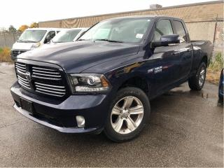 Used 2015 RAM 1500 Sport Nav Hemi Tow Pkg Htd Seats for sale in St Catharines, ON