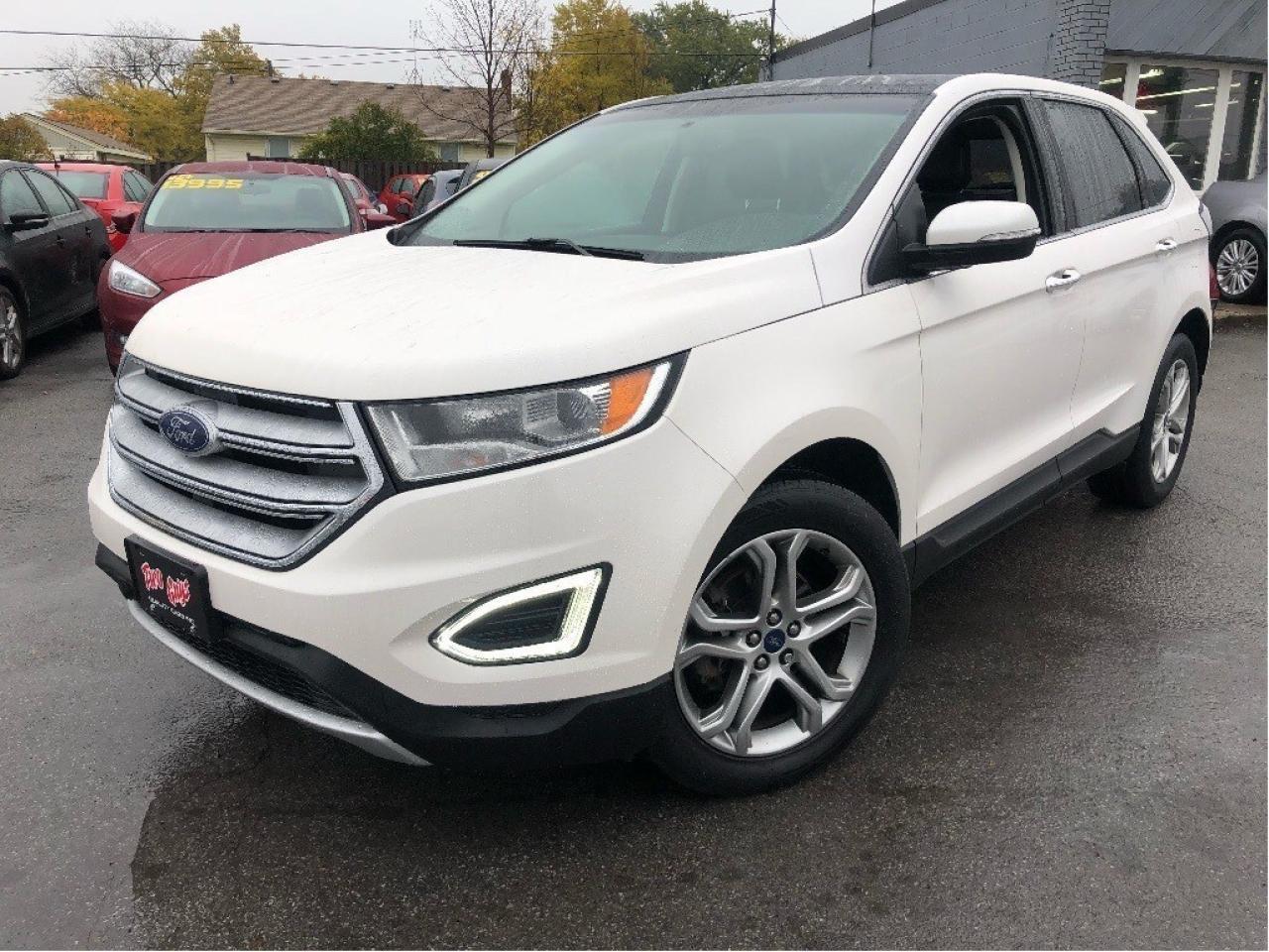 2015 Ford Edge Titanium - Ex-Lease -  - Navigation