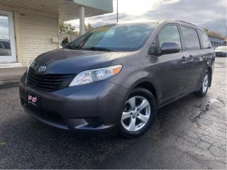 Used 2012 Toyota Sienna Base V6 Engine! Clean Trade In for sale in St Catharines, ON