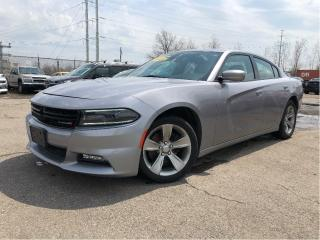 Used 2015 Dodge Charger SXT -  - Back Up Camera for sale in St Catharines, ON