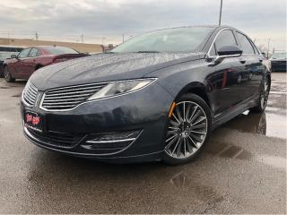 Used 2014 Lincoln MKZ Preferred - Ex-Lease -  - Navigation for sale in St Catharines, ON