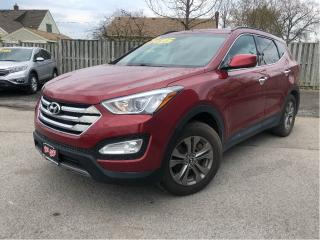 Used 2014 Hyundai Santa Fe Sport 2.0T Premium AWD | for sale in St Catharines, ON