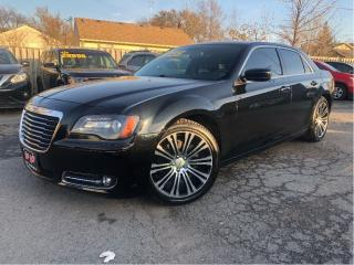 Used 2013 Chrysler 300 S | Hemi| Navigation| Leather |Panoroof for sale in St Catharines, ON
