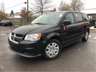 Used 2015 Dodge Grand Caravan SXT DVD - Stow N Go - 2 New Tires for sale in St Catharines, ON