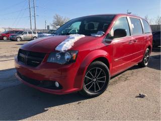 Used 2014 Dodge Grand Caravan SXT Plus Blacktop Pkg -New Tires for sale in St Catharines, ON