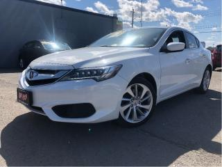 Used 2016 Acura ILX Premium Leather| Sunroof | Alloys| 2 New Tires for sale in St Catharines, ON