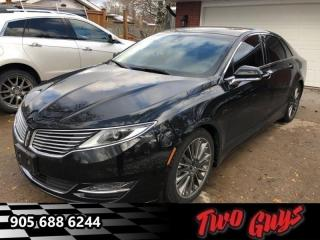 Used 2015 Lincoln MKZ Preferred - Air - Tilt - Cruise for sale in St Catharines, ON
