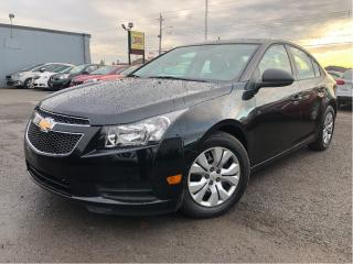 Used 2014 Chevrolet Cruze LS - Ex-Lease - Air - Cloth Seats for sale in St Catharines, ON