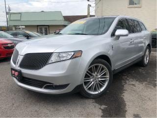 Used 2014 Lincoln MKT Ecoboost AWD - New Tires - Leather Seats for sale in St Catharines, ON