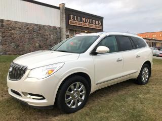 Used 2015 Buick Enclave Premium | AWD | Navigation | Backup Camera | BLIS for sale in North York, ON