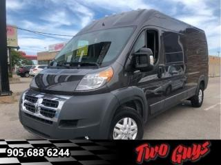 Used 2018 RAM ProMaster 2500 High Roof 159 WB Literally 70kms!!!! for sale in St Catharines, ON