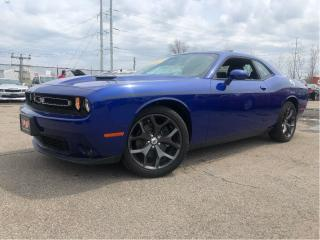 Used 2018 Dodge Challenger SXT Plus|Sunroof| Leather |WOW KMS!!|Alpine Audio for sale in St Catharines, ON