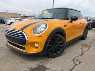 Used 2014 MINI Cooper Hardtop Base Great Colour! Automatic for sale in St Catharines, ON