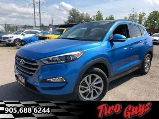 Used 2016 Hyundai Tucson 2.0L Luxury AWD Nav- Pano Roof- Leather - for sale in St Catharines, ON