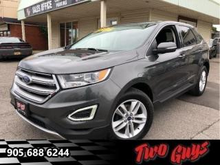 Used 2015 Ford Edge SEL  - Bluetooth -  Heated Seats for sale in St Catharines, ON