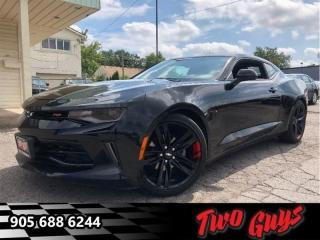 Used 2018 Chevrolet Camaro RS Package  -  - Back Up Camera for sale in St Catharines, ON