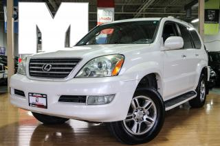 Used 2008 Lexus GX 470 - DVD|NAVI|BACKUP|SUNROOF for sale in North York, ON