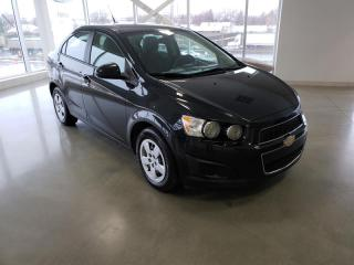 Used 2014 Chevrolet Sonic 4dr Sdn Ls Man for sale in Montréal, QC