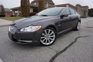 Used 2010 Jaguar XF Premium Luxury Portfolio - STUNNING COMBINATION for sale in Etobicoke, ON