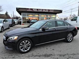 Used 2015 Mercedes-Benz C-Class C 300|NAVI|PANOROOF|AMGAPPREANCE| for sale in Mississauga, ON