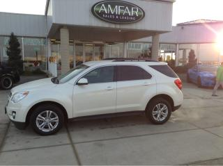 Used 2013 Chevrolet Equinox LT /REMOTE STARTER/ NO PAYMENTS FOR 6 MONTHS !! for sale in Tilbury, ON