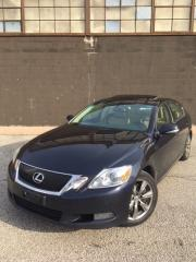 Used 2008 Lexus GS 350 AWD - NAVI - CERTIFIED for sale in Toronto, ON
