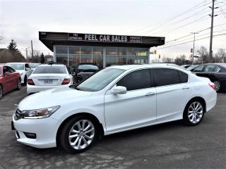 Used 2015 Honda Accord Touring for sale in Mississauga, ON