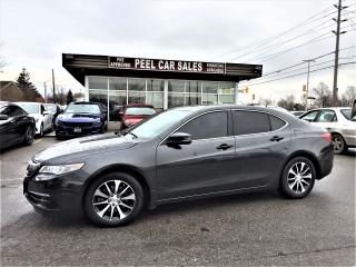 Used 2015 Acura TLX Tech|NAVI|LED LIGHTS| for sale in Mississauga, ON