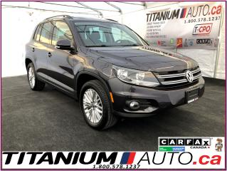 Used 2016 Volkswagen Tiguan SE-4Motion-AWD-Camera-GPS-Pano Roof-Apple CarPlay for sale in London, ON