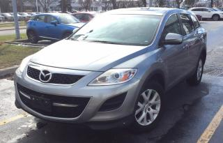 Used 2011 Mazda CX-9 AWD - NAVI - LEATHER - SUNROOF for sale in Toronto, ON
