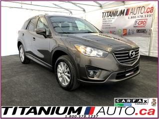 Used 2016 Mazda CX-5 GS 2.5-Camera-GPS-Sunroof-Blind Spot-Heated Seats- for sale in London, ON