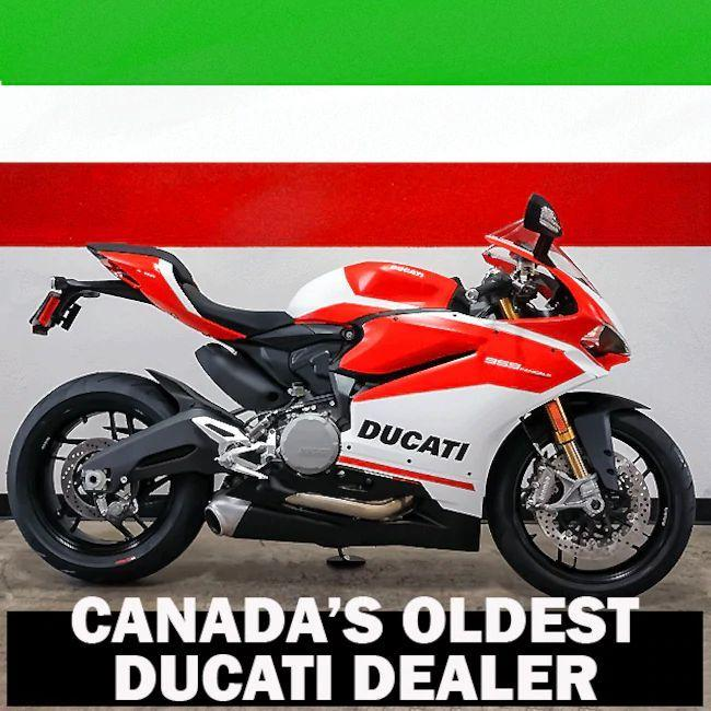 Used 2019 Ducati 959 Panigale Corse For Sale In Oakville Ontario
