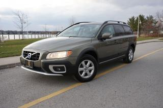 Used 2010 Volvo XC70 PREMIUM - 1 OWNER / NO ACCIDENTS for sale in Etobicoke, ON