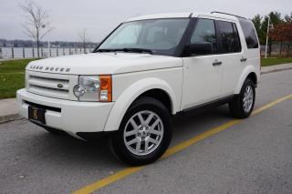 Used 2009 Land Rover LR3 SE - 1 OWNER / 7 PASSENGER for sale in Etobicoke, ON