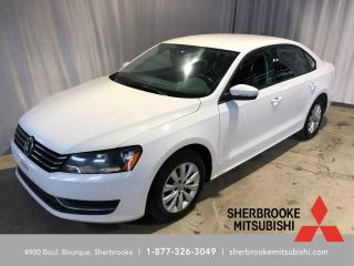 Used 2013 Volkswagen Passat Volkswagen Passat Berline 4 portes 2,5 L for sale in Sherbrooke, QC