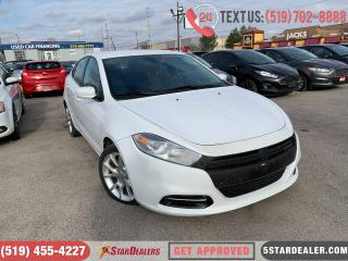 Used 2013 Dodge Dart SXT | CAR LOANS APPROVED for sale in London, ON
