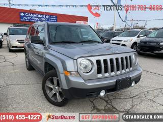 Used 2016 Jeep Patriot High Altitude | NAV | ROOF | LEATHER for sale in London, ON