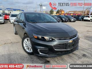 Used 2016 Chevrolet Malibu LT | CAM | BLUETOOTH for sale in London, ON