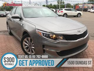 Used 2018 Kia Optima LX+ | ONE OWNER | CAM | HEATED SEATS for sale in London, ON