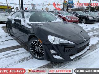 Used 2014 Scion FR-S | HEATED SEATS | BLUETOOTH for sale in London, ON