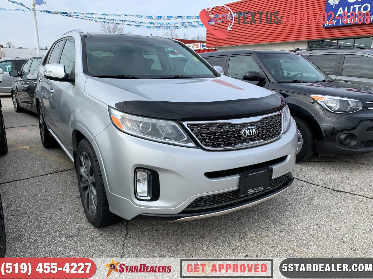 Used 2015 Kia Sorento SX | LEATHER | PANO ROOF | AWD for Sale in London, Ontario | Carpages.ca