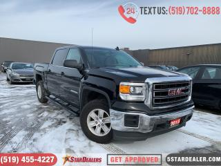 Used 2015 GMC Sierra 1500 SLE | 4X4 | CAM | V8 for sale in London, ON