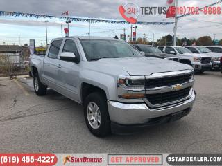 Used 2017 Chevrolet Silverado 1500 LT | 1 OWNER | 4X4 | CAM | BLUETOOTH for sale in London, ON