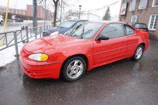 Used 2002 Pontiac Grand Am GT for sale in Mascouche, QC