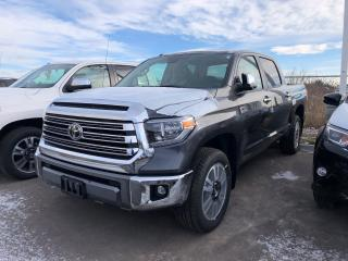 New 2019 Toyota Tundra Platinum 5.7L V8 for sale in Pickering, ON