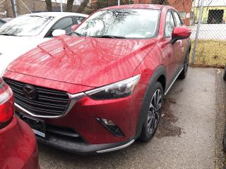 New 2019 Mazda CX-3 GT for sale in Scarborough, ON