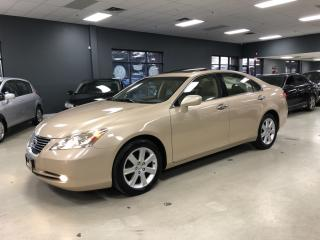Used 2009 Lexus ES 350 ONE OWNER*NO ACCIDENTS*VERY CLEAN* for sale in North York, ON