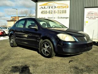 Used 2008 Pontiac G5 ***MAGS,AIR CLIMATISÉ*** for sale in Longueuil, QC