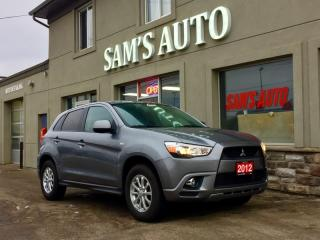 Used 2012 Mitsubishi RVR AWD 4dr CVT SE for sale in Hamilton, ON